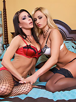 Claudia Valentine in Loving Jessica Jaymes